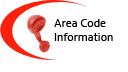 Area Code Information